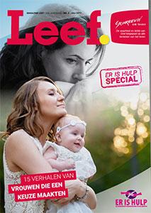 Leef magazine - editie 4 juli 2017